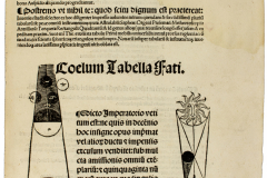Georg Peuerbach: Theoricae novae planetarum / comm. Franciscus Capuanus. Venezia: Simon Bevilaqua, 10. Aug. 1495. MTA Könyvtár és Információs Központ (Inc. 396)