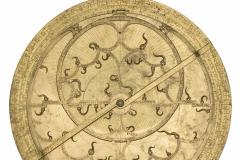 Astrolabium. Készítette Hans Dorn, Buda, 1490