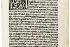 Johannes Regiomontanus: Tabulae directionum profectionumque /ed. Johannes Angeli. Augsburg: Erhard Ratdolt, 2. Jan. 1490.  MTA Könyvtár és Információs Központ (Inc. 605) – ajánlás Vitéz Jánosnak